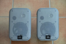 JBL Control One Kompakt Lautsprecher - Silber Gebraucht , Neuwertig