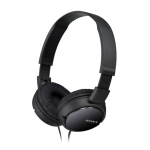 Sony MDR-ZX110 Stereo / Monitor Over-Ear Headphone, Black