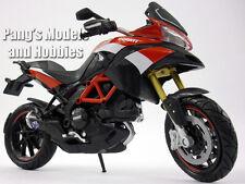 Ducati Multistrada 1200 S Pikes Peak 1/12 Scale Diecast Metal  Model by NewRay