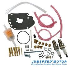 New Card Rebuild Kit For S&S Master Rebuild Kit for Super E Carburetor 11-2923