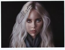 Billie Eilish Signed 8 x 10 Genuine In Person Photo + Hologram COA
