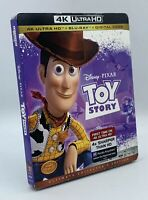 Toy Story 4K (4K Ultra HD+Blu-ray+Digital Code, 2019) NEW with Slipcover
