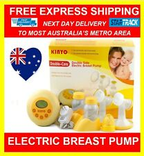 KINYO DOUBLE SIDES CORE ELECTRIC BREAST PUMP FEEDING BABY MILK FDA TESTED