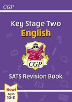 New CGP KS2 English Targeted SATS Revision Book - 9781782946779 2020 & Beyond