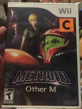 R Metroid: Other M (Nintendo Wii, 2010) - Brand New Sealed