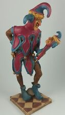 Rare Hap Henriksen Jester La Di Da Toogoode Figurine Land Of Legend
