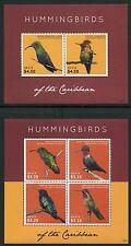 Nevis 2013 Kolibris Hummingbirds Vögel Birds Uccelli Oiseaux Postfrisch MNH
