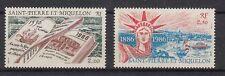 St. Pierre & Miquelon  538 + 539  Freiheitsstatue etc.  **  (mnh)