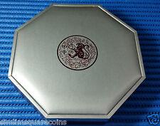 2004 Singapore Lunar Monkey Series Coin Set (2) Empty Box (No Coins & No COA)