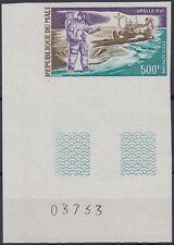 Mali 1972 ** Mi.332 B Weltraum Space Espace Apollo 16