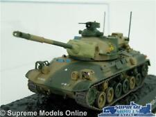 TYPE 61 TANK MODEL JAPAN 1993 1:72 SIZE MILITARY ARMY IXO ALTAYA 10TH DIVISION T