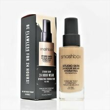 Smashbox Studio Skin 24 Hour Wear Hydrating Foundation ,FAIR LIGHT/WARM PEACH