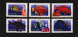 Grenada 4273-78 ** Fische (2000)