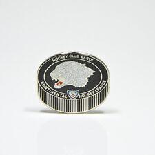 """KHL Barys Astana """"Puck"""" pin, badge, lapel, hockey"""
