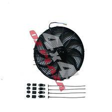 "16"" ENGINE COOLANT FAN + MOUNTING UNIVERSAL PULL / PUSH RADIATOR Cooling Fan UK"