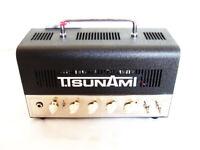 T.TSUNAMI Verstärker TNT-B Topteil vollRöhren