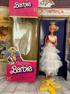 Extremely Rare European Superstar Princess / Prinzessin Barbie UNPLAYED WITH