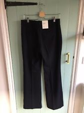 GAP - Womens  Navy Baby Boot High Rise Trousers - Size 8 - BNWT - RRP = £64.95
