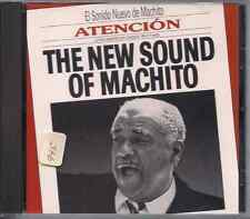 CD Mega RARE Fania FIRST PRESSING MACHITO The new Sound VOCALS BY Graciela
