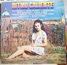 RITMO CALIENTE VARIOS ARTISTAS SEXY COVER VENEZUELA PRESS LP TICO