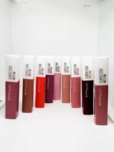 Maybelline New York  Superstay MATTE INK  Lippenstift Lipstick Make Up
