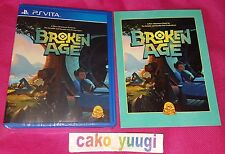 Broken Age (ps4 - Limited Run)