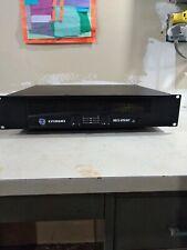 Crown XLS 202 Two-channel Power Amplifier 145 watts per channel at 8 Ohms