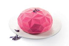 Silikomart 3D Silikon-Backform Gemma Diamant Silikonform Mirror Glaze Mold