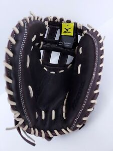 Mizuno GXS 90F2 Fast Pitch Catchers Mitt LH Throw Franchise 34