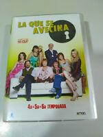 La Que se Avecina Temporadas 4 a 6 Serie TV - 16 x DVD - 3T