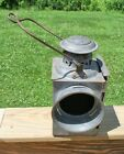 DRESSEL COMPANY EARLY CROSSING GATE LAMP - BODY ONLY - UNMARKED