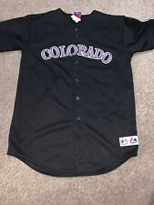 Matt Holliday Colorado Rockies Jersey MLB baseball World Series Jersey Youth XL