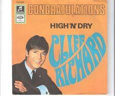CLIFF RICHARD - Congratulations