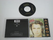 MIKE OLDFIELD/AMAROK(VIRGIN CDV 2640+260 707) CD ALBUM