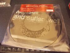 DEPECHE MODE SUFFER WELL 2 TRACK PICTURE DISC 7 INCH 05993 FREEPOST