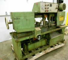 Doall Metal Cutting Ban Saw Model C 912a Roller Feed 146 148 Ban Length 18136lr
