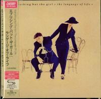 EVERYTHING BUT THE GIRL-THE LANGUAGE OF LIFE-JAPAN MINI LP SHM-CD F56