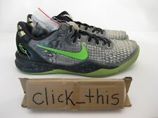 Nike Zoom Kobe 8 viii System SS Christmas sz 12 NOT asg easter prelude venice