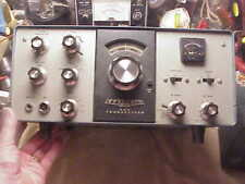 Heathkit Hw-101 Ssb Transceiver With Hp-23B Power Supply Working