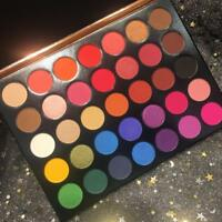 Makeup 35 Color Eyeshadow Palette Wasserdichte Lidschatten Palette