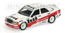 Mercedes Benz 190 E 2.3-16 V. Weidler Dtm 1986 1:43 Model MINICHAMPS