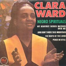 CLARA WARD Negro Spirituals FR Press Dot Records VDEP 34013 EP