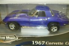 1/18 1967 Corvette hardtop, the 2nd, ever produced in this model ty