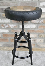 Abia Reclaimed Tyre stool