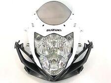 2014 Suzuki GSXR 600 750 OEM Headlight Upper Fairing Windscreen Fits 2011-2016