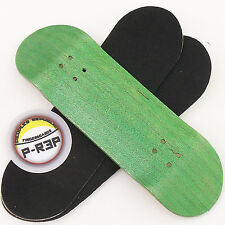 Peoples Republic - 30mm Wooden Fingerboard Deck - Green