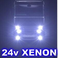 H7 Xenon Bulbs 24v 100w Atkinson Foden Hiab Scania etc