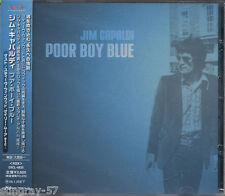 JIM CAPALDI POOR BOY BLUE RARE JAPAN-CD OBI TRAFFIC
