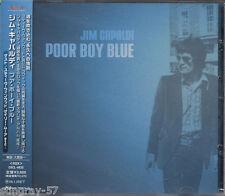 Jim Capaldi poor boy Blue rare Japon-CD OBI traffic