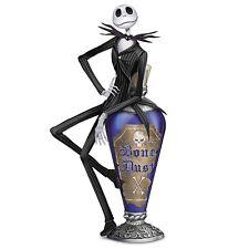 Disney Tim Burton's The Nightmare Before Christmas Jacks Bone Dust Figurine NEW